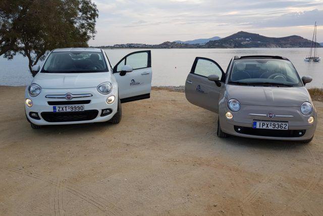 Ενοικιάσεις Αυτοκινήτων Νάξος -  Princess of Naxos - Rent a car Νάξος