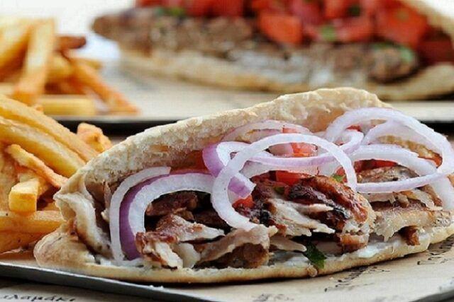 Πίτα Καλαμάκι - Αιγάλεω - Ψητοπωλείο - Σουβλατζίδικο - Αιγάλεω