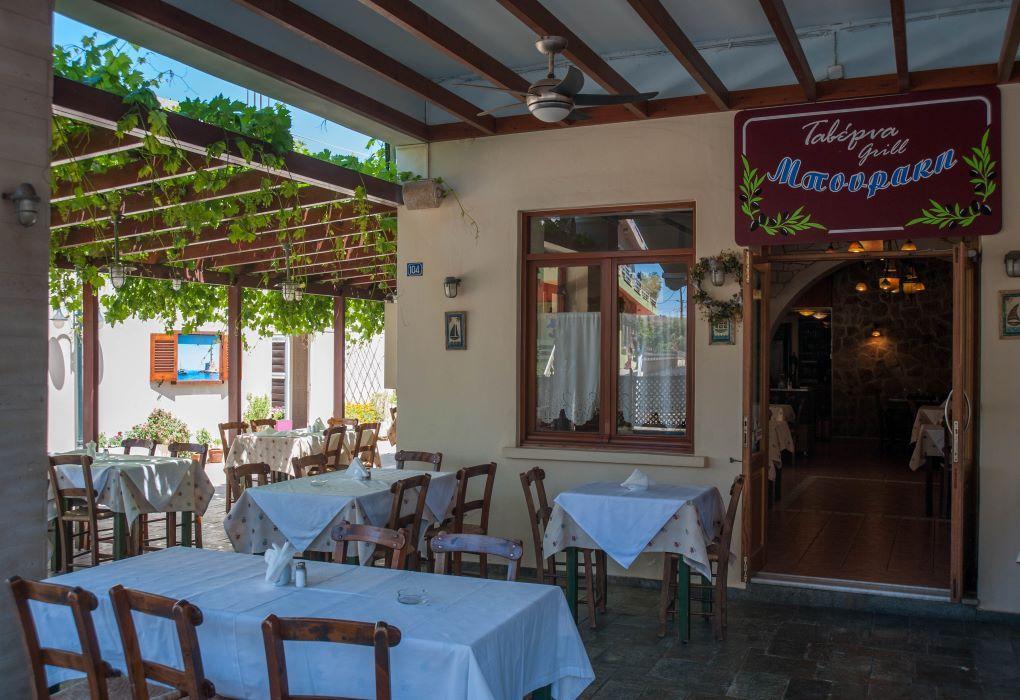 Bourakis Restaurant - Kounoupidiana, Chania