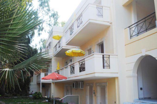 Ξενοδοχείο - Ενοικιαζόμενα Διαμερίσματα - Studios - Αγία Μαρίνα - Χανιά - Marita's Apartments