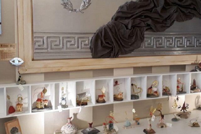 Χειροποίητα Ελληνικά Προϊόντα Βόλος - Εμπόριο - Κατασκευή Διακοσμητικών - Χειροποίητα Κοσμήματα - Τέχνης Οίκος ΝΕΜΠΗΣ
