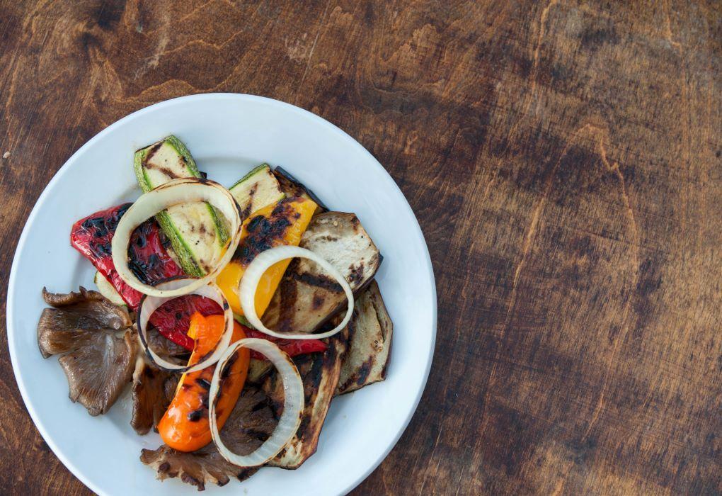 Εστιατόριο Μπουράκης - Ψητά Λαχανικά