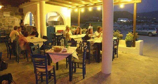 Ταβέρνα - Εστιατόριο - Μικρή Βίγλα - Νάξος