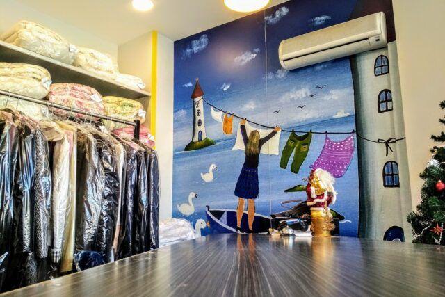 Καθαριστήρια - Άνω Γλυφάδα - Rose and Irene Laundry