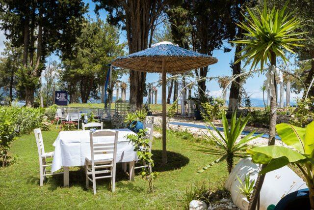 Εστιατόριο Θαλασσινών - Κέρκυρα - Spiaggia Bianca